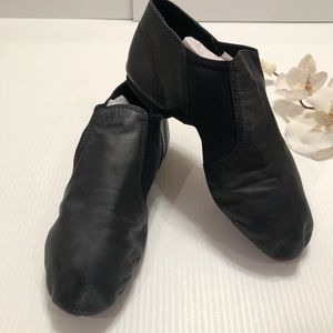 Dance Class Jazz Dance Slip-on Shoes Size 7